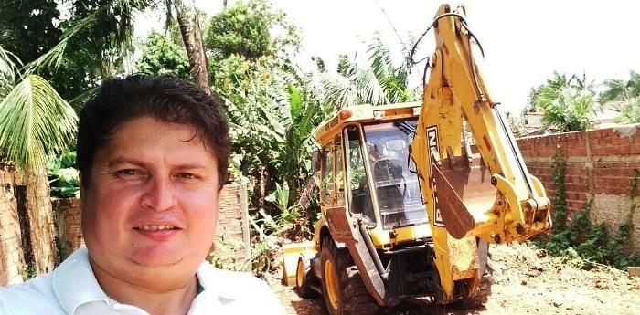 Marcelo Poeta tem atuado fortemente nas comunidades, e deve ser um dos primeiros do PCdoB e da lista geral
