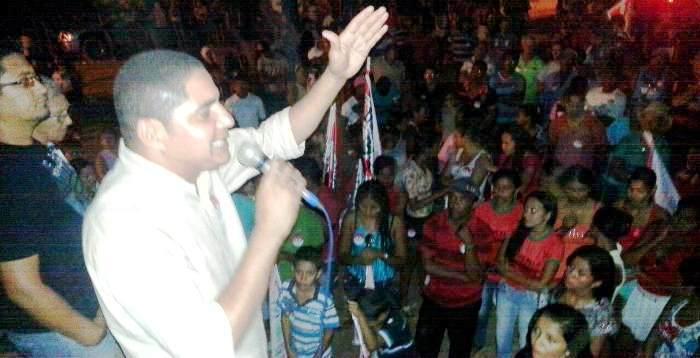 Zé Inácio pretende defender o legado do PT nas eleições