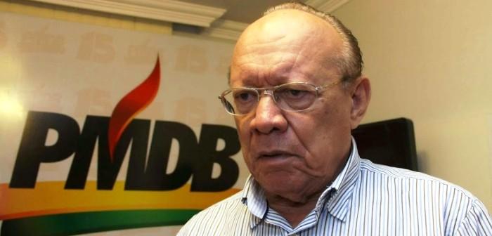 """João Alberto é a cara do PMDB no Maranhão: """"com Edivaldo Holanda nem pensar""""..."""