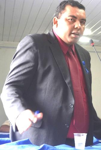 Arão Silva: condenado na Justiça