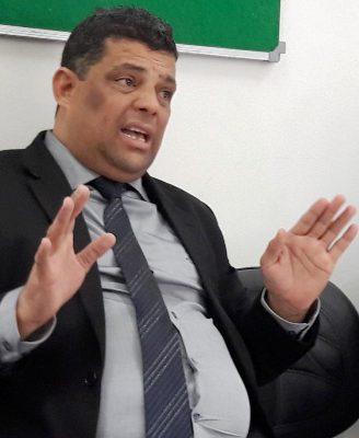 """Carioca: """"nojo deste plenário"""""""