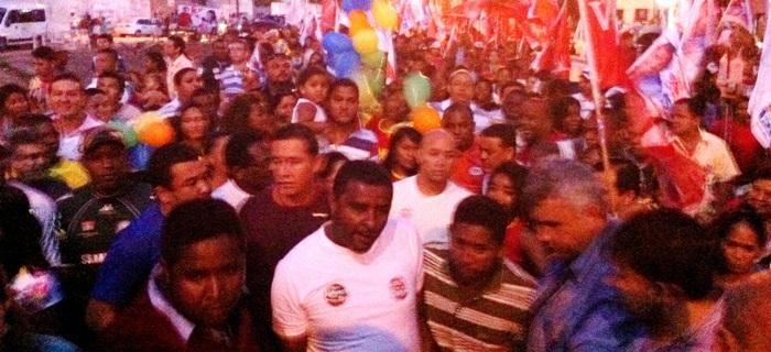 Fábio Câmara tem sido o único com coragem para levantar uma bandeira carcomida, apesar de ser rejeitado por eles próprios