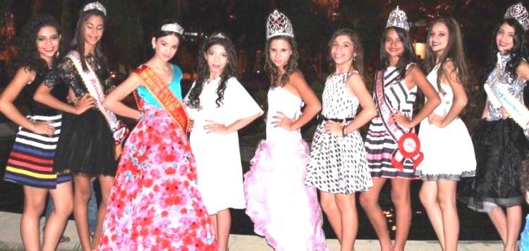 Miss´s teens e juvenis: Maranhão representado em diversas categorias de beleza