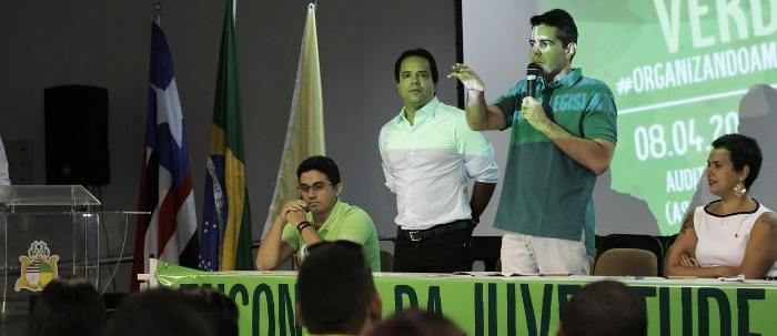Edilázio e Adriano, do PV: partido ainda indefinido