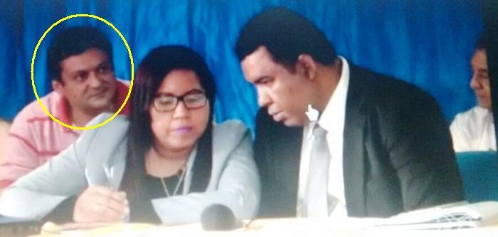 """Sônia Brandão e Arão Silova, membros do grupo de """"ostentação""""; mas o MP quer saber a influência do homem atrás, ligado ao notório Ronaldo Ribeiro"""