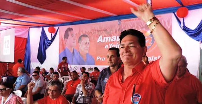 Amaury lidera e deve vencer disputa em Mirinzal