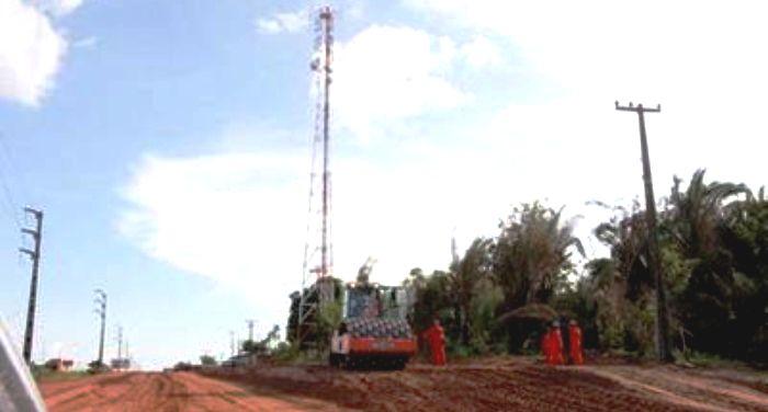 As obra da BR-010 dependem também do remanejamento dos postes e das linhas de transmissão