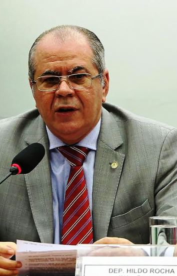 Hildo Rocha teve proposição aprovada