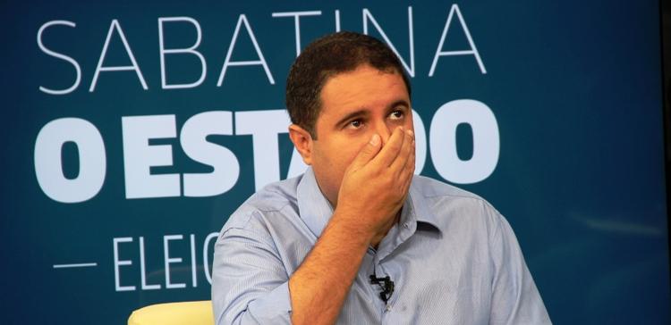 Enrascado com duas ações judicais, Edivaldo tem sua candidatura condicionada à uma decisão da Justiça