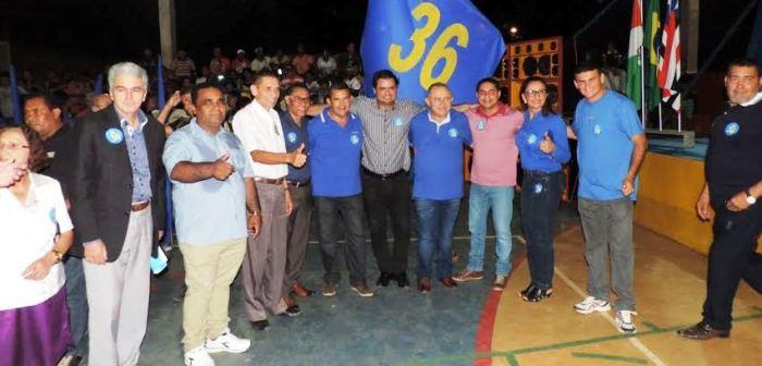 O deputado também vai apoiar as candidaturas do seu grupo político em Itinga