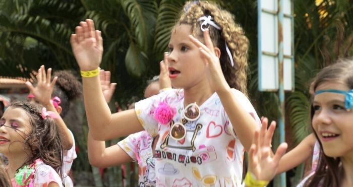 Modelinhos de odo o país estarão em São Luís para o encontro de minifashionistas