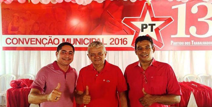 Em Mirador a campanha também será ao lado do PT