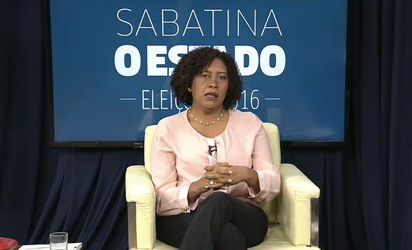 Rose Sales falou ao jornal O EstadoMaranhão