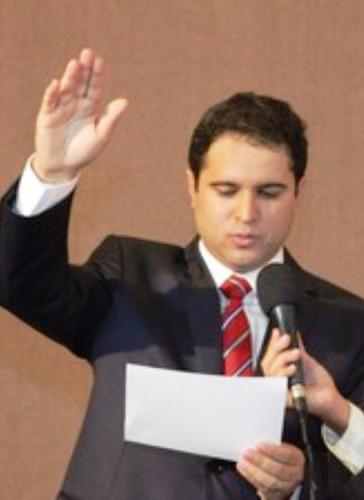 Edivaldo faz juramento em 2012: promessas não cumpridas
