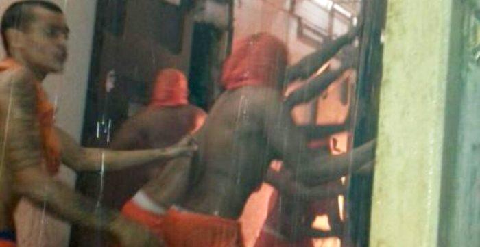 Sem ameaça policial, bandidos tocaram o terror em Pedrinhas