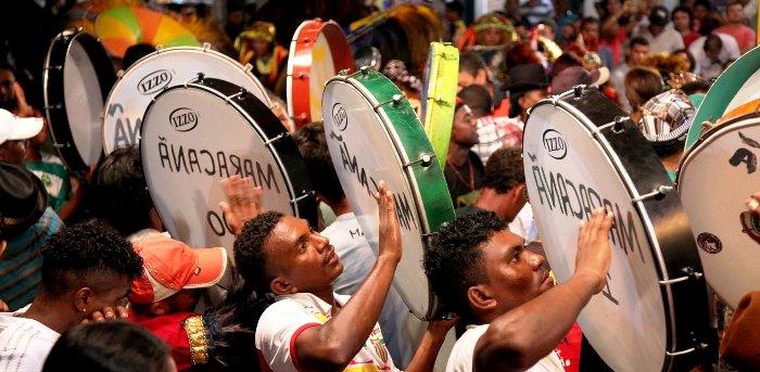 O Buymba-boi também está presente na campanha de Eliziane