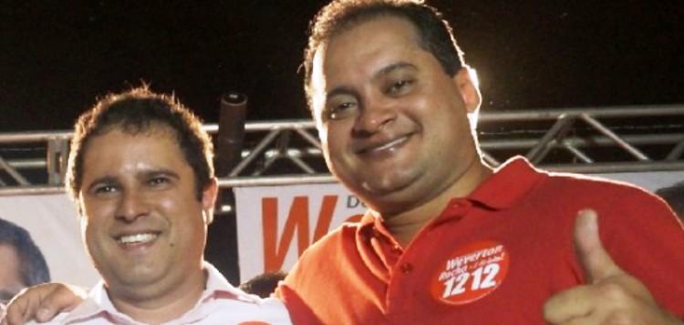 Weverton vestiu a camisa de Edivaldo e transformou o prefeito em favorito em São Luís