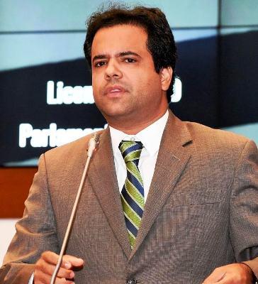 Edilázio vê claro sinal de aparelhamento do estado em favor de um candidato a prefeito ligado a Flávio Dino