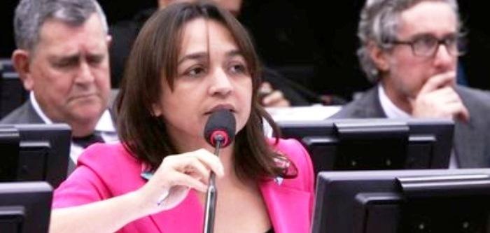 Eliziane Gama vai atuar forte pela cassação de Eduardo Cunha na Câmara