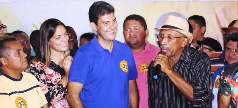 Artistas, cantadores de boi, músicos e produtores de cultura declaram apoio a Eduardo Braide