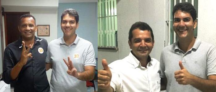 Eduardo Braide tem recebido apoio de comunistas ligados ao governador Flávio Dino