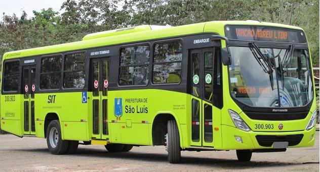 O consórcio diz já ter ônibus convencional também já em circulação
