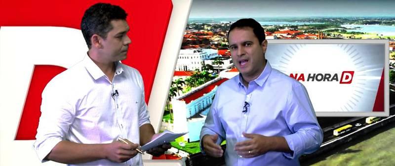 Edivalo tem sido enrevistado sistematicamente na TV Difusora, mas a emissora ainda não definiu sobre debate