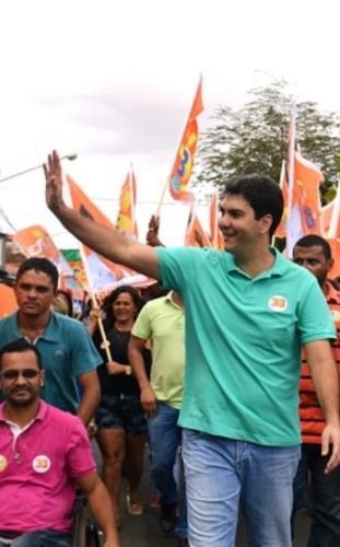 O candidato do PMN virou fenômeno de popularidade no segundo turno