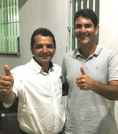 """Hilton Gonçalo com Braide: """"melhor para São Luís"""""""