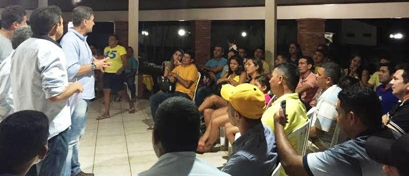 E colheu subsídios em vários outros municípios Maranhão a fora...