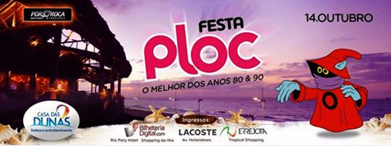 Fest Ploc é um dos eventos mais movimentados do eixo Rio/São Paulo