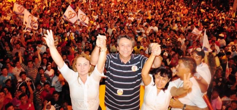 Em Coroaté, Teresa e Ricardo resistem á opressão do governo Flávio Dino