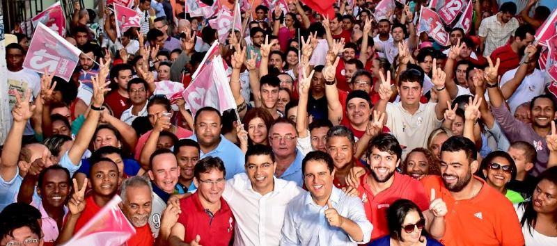 """o """"mar vermelho"""" de Edivaldo no São Bernardo: quem vai atravessá-lo?!?"""